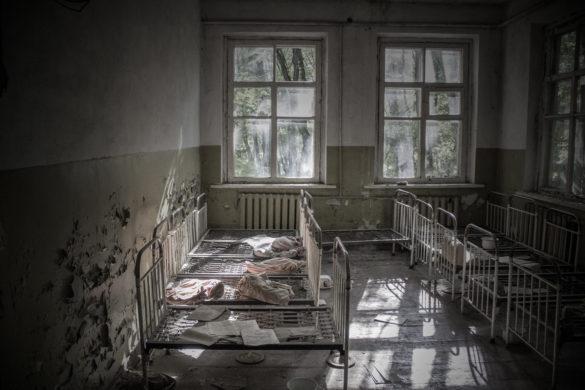 Chernobyl Francesca Gorzanelli