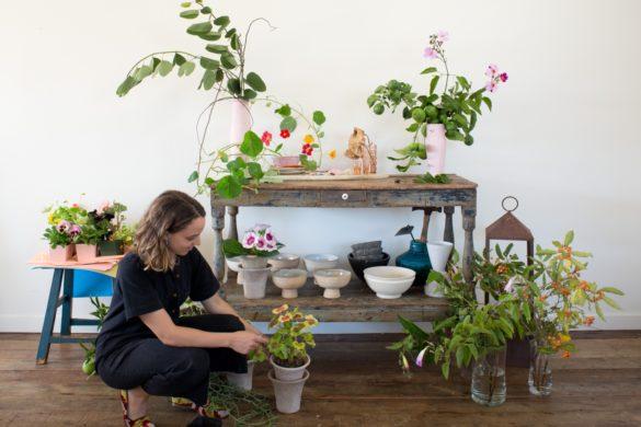 Sophia Moreno Bunge flower design