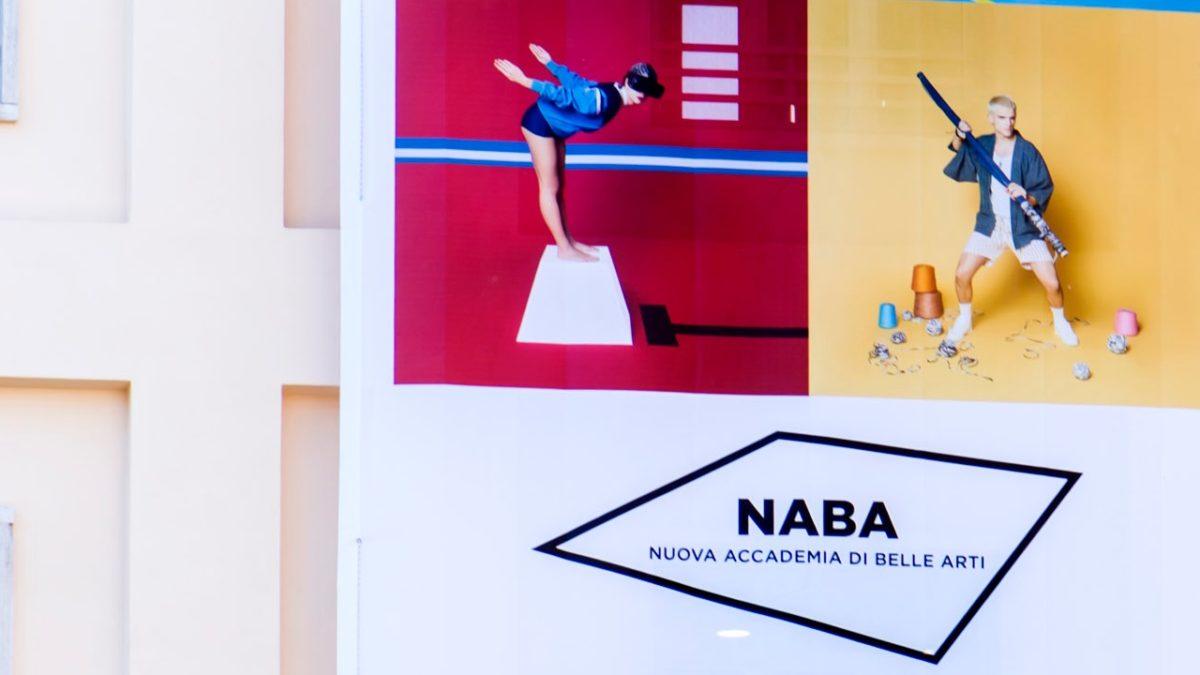 NABA inaugura la sede di Roma nel cuore della Garbatella