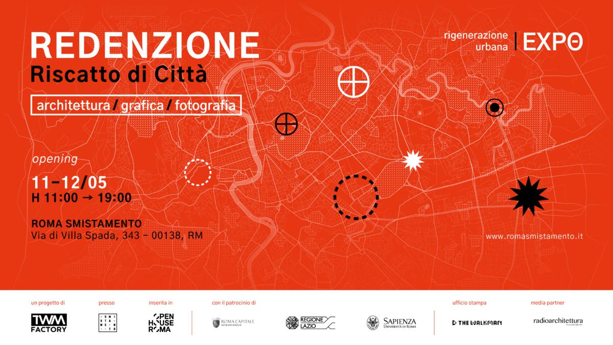 Redenzione – Riscatto di Città a Roma Smistamento