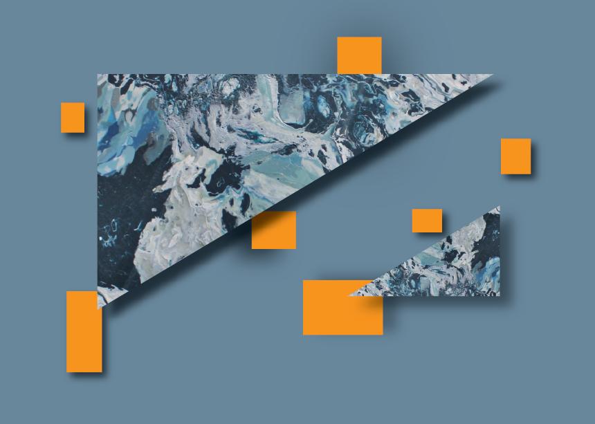 Polimeer Design Studio – moodboard circolare
