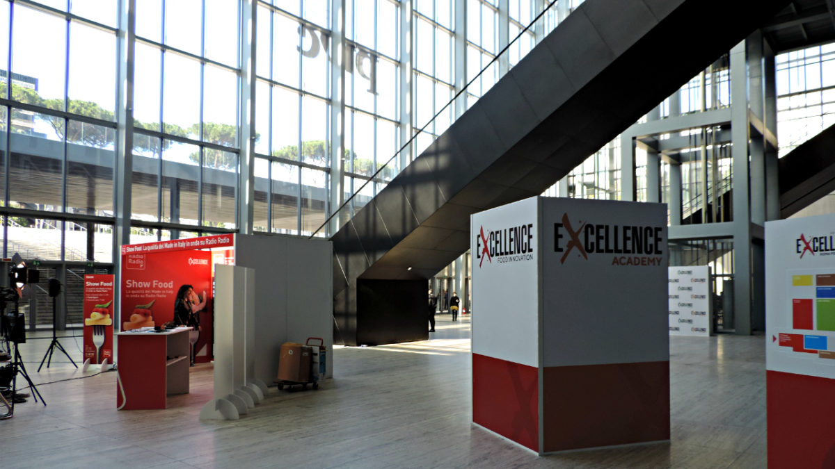 Excellence 2019: alla Nuvola i  riflettori sono puntati sulle eccellenze enogastronomiche made in Italy