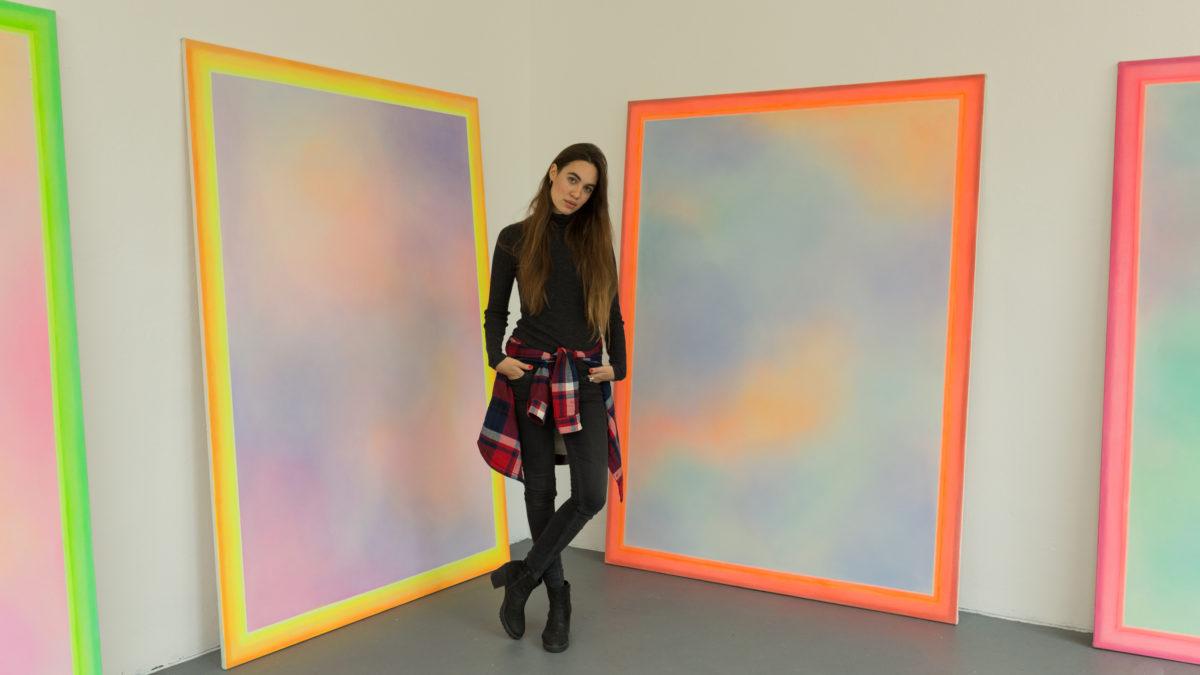 L'esperienza dei colori. Alina Maria Birkner