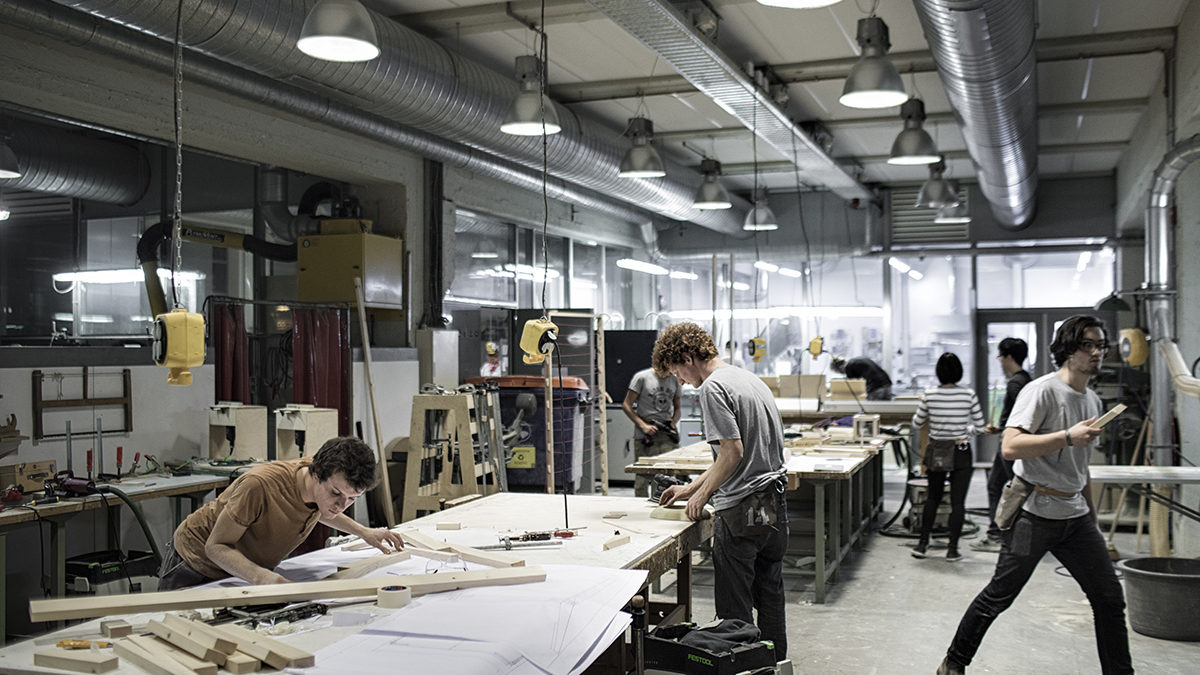 Studiare design – Cinque indirizzi in Italia