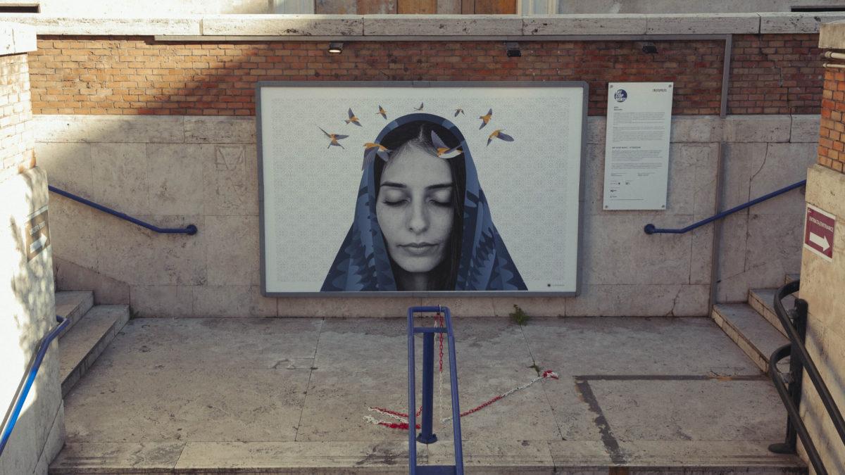 Aria – L'opera di Sibomana per Art Stop Monti