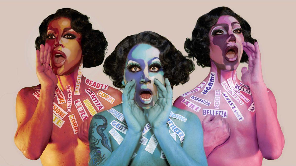 Drag me up – Queer art festival