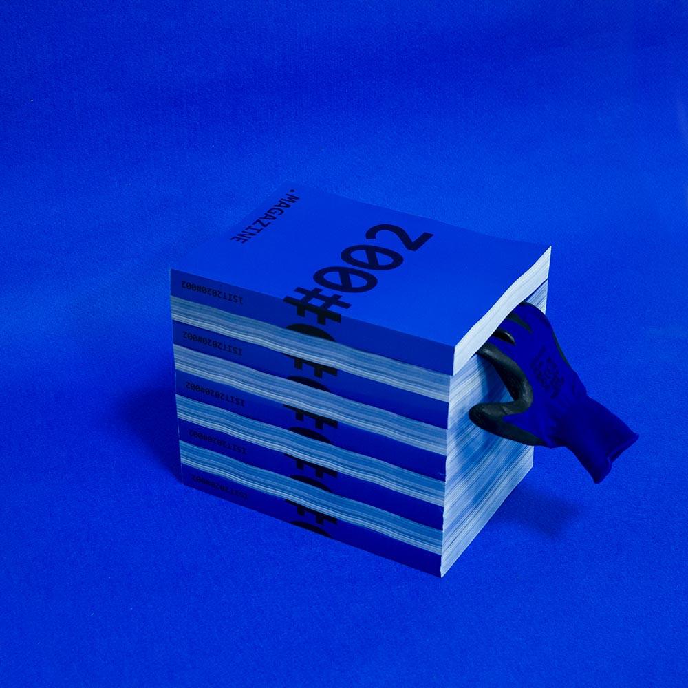 ISIT2020#002 - Contemporary Art Magazine - 2° edizione