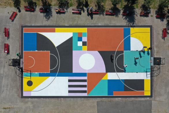 Tiber Courtyard 0