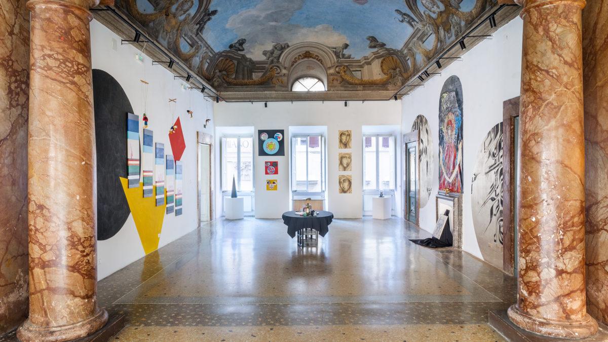 06 – Il movimento urbano romano in mostra al Contemporary Cluster