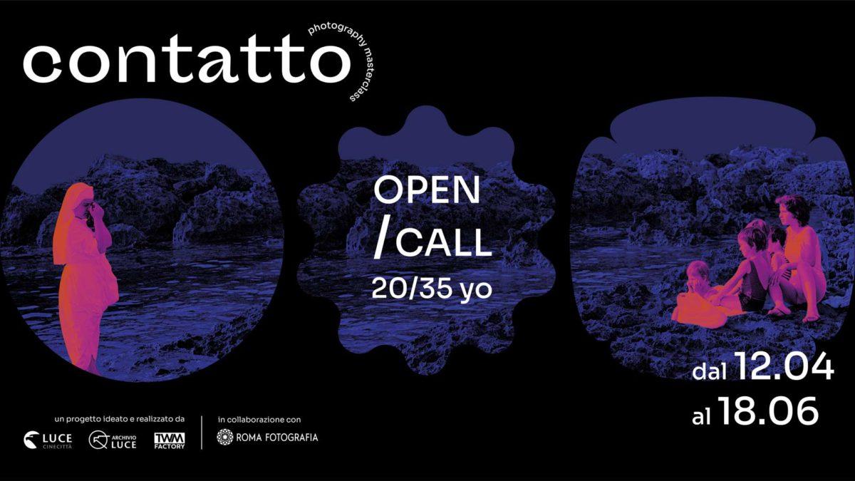 CONTATTO – Il contest per fotograf* under 35
