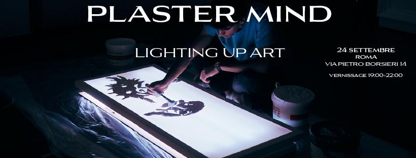 Plaster Mind – La nuova mostra di Alessandro Stronati